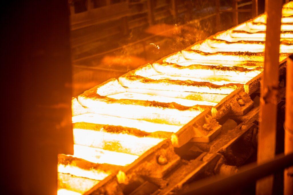 Taśmowe piece przelotowe w obróbce cieplnej metali